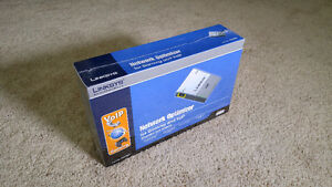 LINKSYS OGV200 Network Optimizer for Gaming and VoIP 10/100Mbps