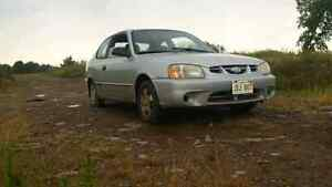 2002 Hyundai accent only 171 xxxkms! Trade/sell
