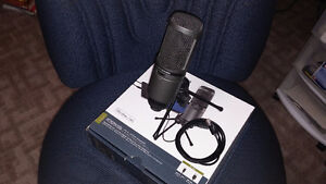 Audio Technica AT202USBi Condenser microphone