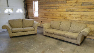 Couch and Loveseat - Delivery Available