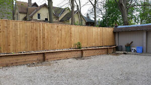 Spring time is here get booked with: Bos Decks and Fences London Ontario image 6