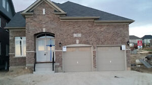 NEWLY CONSTRUCTED BUNGALOW FOR RENT IN KITCHENER - MUST VIEW!!!