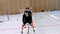 Badminton Lessons for Beginners & Intermediate - ALL AGES