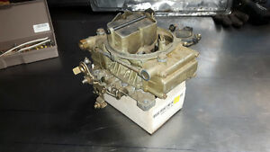 Holly 600 carburetor
