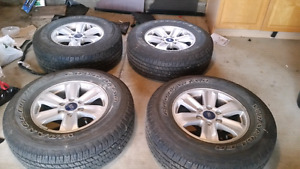 Brand new Tires/Factory Rims F150