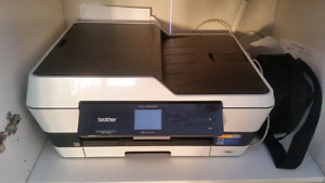 Brother printer/scanner with blue tooth