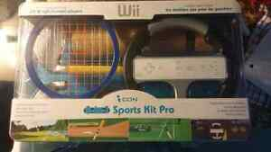 Brand new Wii accessory kit