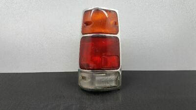 1991-1997 Isuzu Rodeo Driver left Tail Light Lamp OEM 89706-87431, 8970687431