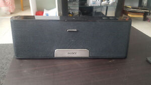 Sony Ipod/Iphone Speaker with Aux