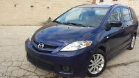 2007 mazda5  Minivan, Van with emission and safety for $3900