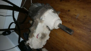 Np231 transfer case out of 99 jeep Cherokee xj 4x4 150$
