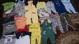6 months old baby boy's clothing lot Kitchener / Waterloo Kitchener Area image 1