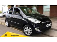 2012 Hyundai i10 1.2 Active 5dr Manual Petrol Hatchback