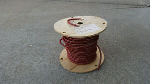 Fire alarm wire more then 35m