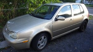 2002 Volkswagen Golf Hatchback