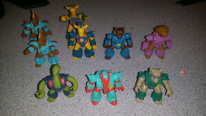 Large collection of Battle Beasts