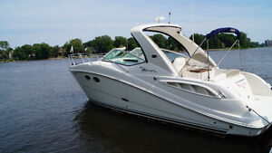 searay 290 sundancer