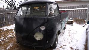 66 VW SPLIT WINDOW SINGLE CAB