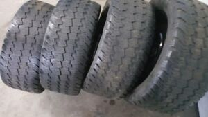 GMC/Chevy Khumo AT tires