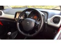 2016 Peugeot 108 1.2 PureTech Allure 3dr Manual Petrol Hatchback