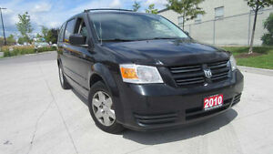 2010 Dodge Grand Caravan Auto, stow and go, warranty available