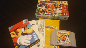 Mario Party 3 Complete in Box