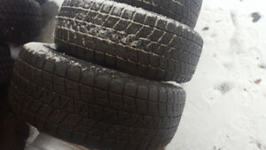 4 winter blizzak tires