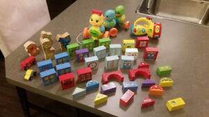 Toddler Toy Bundle $30 Or $15/Each