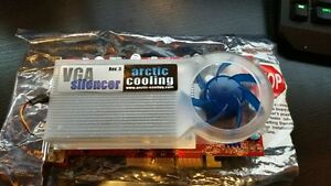 Classic ATI 9800 Pro with Arctic Cooling kit $10 or best offer