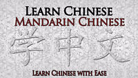 Mandarin Class Offered - Every Saturday 1:30pm starting April 9