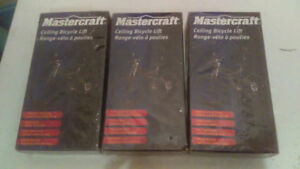 Mastercraft Ceiling Bicycle Lift