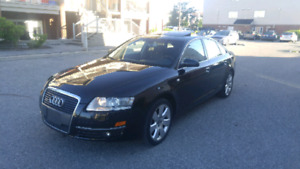 2007 audi a6 4.2l quattro in mint condition well maintained