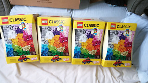 4x Lego Classic 1500 (6000 pieces total)