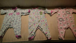 Lot of Girls 3-6 Month clothes