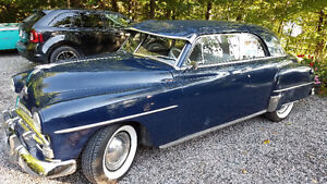 Classic 1951 plymouth Cranbrook
