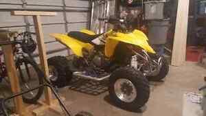 2006 yfz 450 special edition quad atv