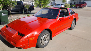 Nissan 300 zx sell or trade