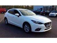 2016 Mazda 3 1.5d 105 sel nav Manual Diesel Hatchback