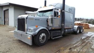 Camion tracteur Western Star 2007