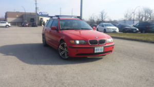 2002 BMW 325iT Sport Wagon- Manual