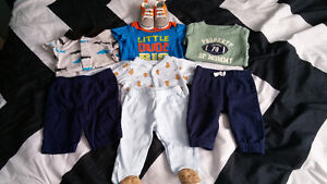 Newborn baby boy clothes Windsor Region Ontario image 3