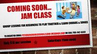Beginners Jam Class!