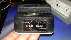 Dallas Arbiter Wah Face (Sound City)