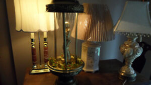 LAMPS - ALL IN NEW CONDITION