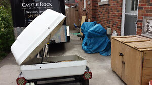 Cargo Trailer for Motorcycle or small car   $500.00 OBO