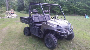 Polaris Ranger 800xp