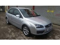 Ford Focus 08 plate full service history, low mileage , mint condition
