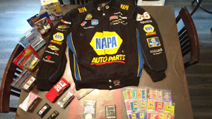 Nascar, racing, collection