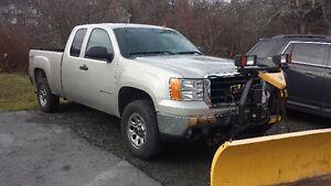 2008 GMC C/K 1500 Pickup Truck /  PLOW TRUCK