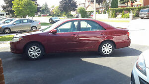 TOYOTA CAMRY 2006 LE EDITION Cambridge Kitchener Area image 6